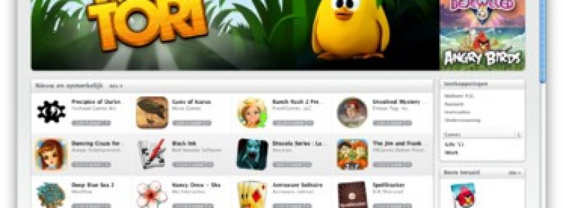 Toki Tori launched along with the Mac app store