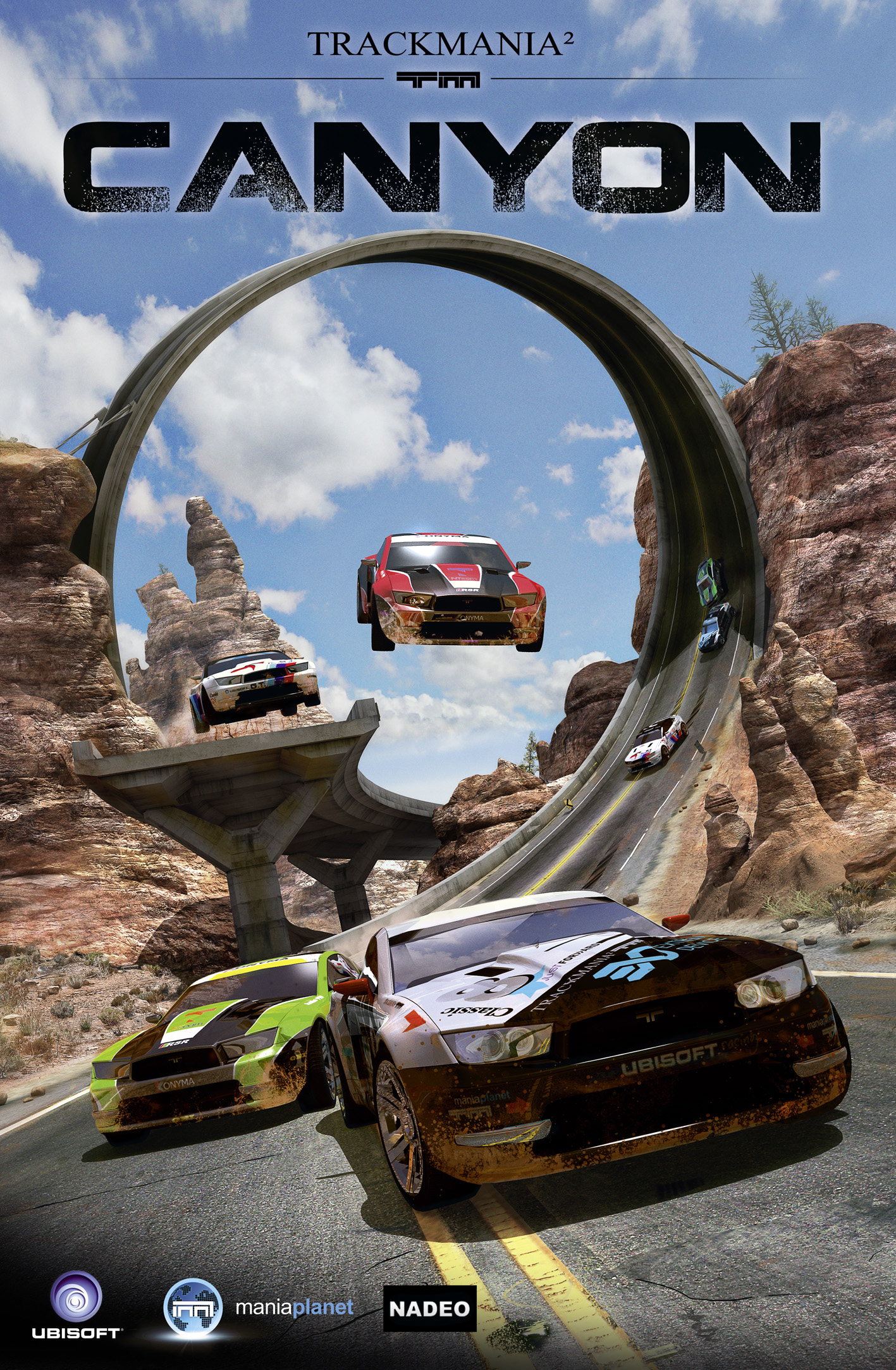 Trackmania Canyon Alternatif