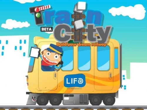 TrainCity By LIFO Interactive Out Now On Facebook