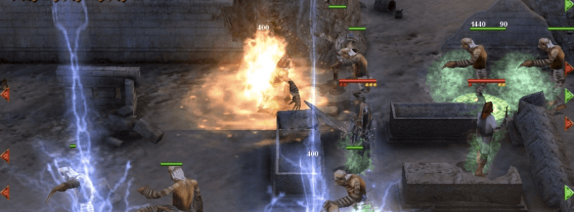 Two Worlds 2: Castle Defense crashes onto the Mac and PC May 17th