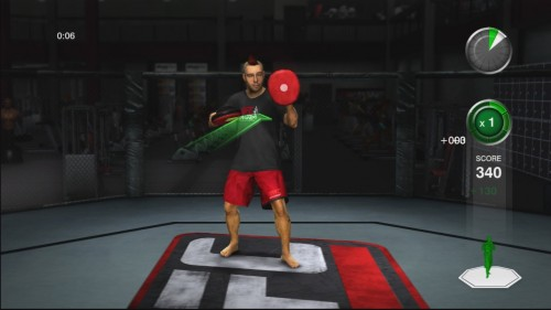 UFC Personal Trainer to teach you the ropes with Kinect/Move/Wii support in June