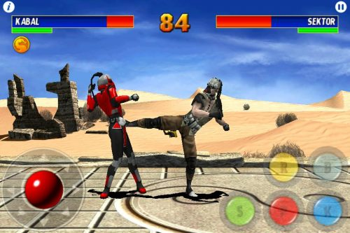 Huge Ultimate Mortal Kombat 3 Update goes live…