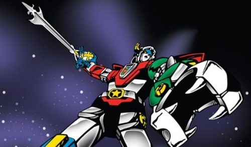 Voltron Avatar Items for Xbox Live Out Now!
