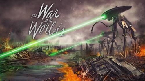 war of the worlds tripod jeff wayne. 2011 LEGO War of the Worlds Tripods war of