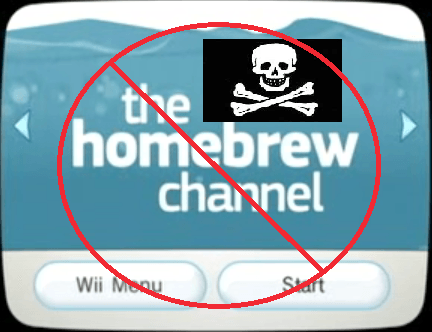 Wii firmware update 4.3