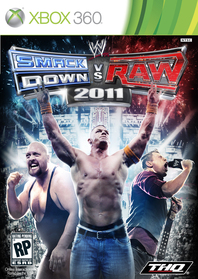 wwe raw roster 2011. WWE Smackdown vs Raw 2011…