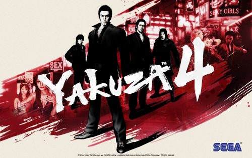 Yakuza 4 trailer shows the funside of the yakuza world