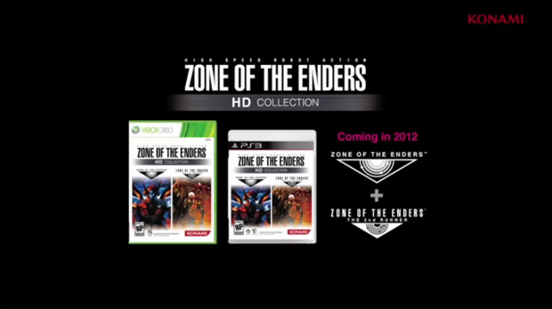 Zone of the enders hd collection xbox 360 release date
