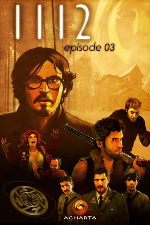 The Third Episode of the Stunning 1112 Due for Release
