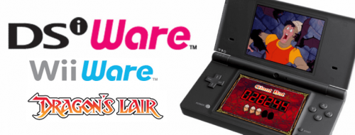Dragon's Lair comes to DSiWare !!