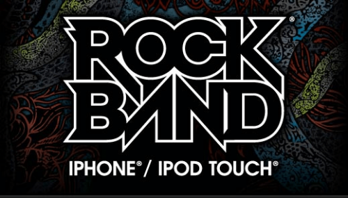 ROCK to ROCKBAND on the Apple iPhone !!