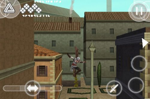 ASSASSIN'S CREED II: DISCOVERY ** IPHONE AND IPOD TOUCH ** AVAILABLE ON THE APPLE APP STORE ON FEBRUARY 1st
