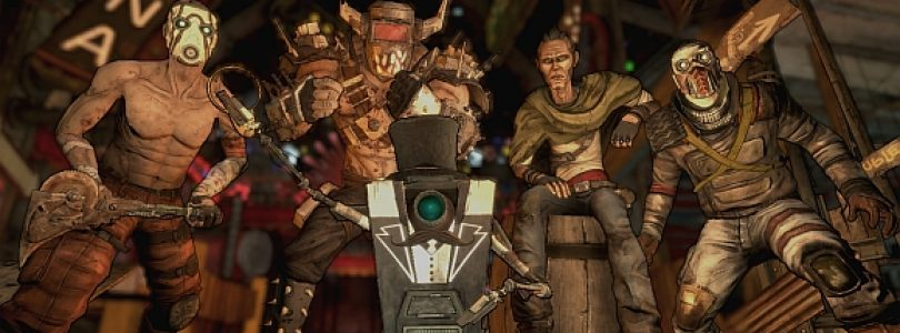 Borderlands – 'Claptrap's New Robot Revolution' Dated