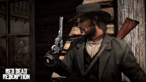 Red Dead Redemption – Weapons and Death Gameplay Video