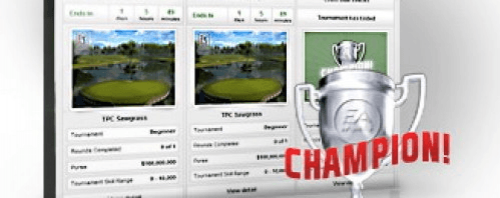 EA SPORTS Moves Forward with Tiger Woods PGA TOUR Online Launch in January