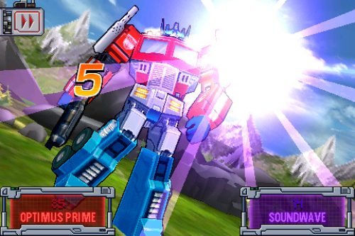 GLU Announces Transformers G1 : Awakening for Apple iPhone
