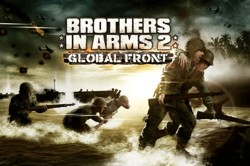Brothers In Arms 2 – Global Front now available on iPhone