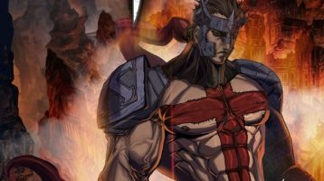 Dante's Inferno An Animated Epic – Blu-Ray out NOW