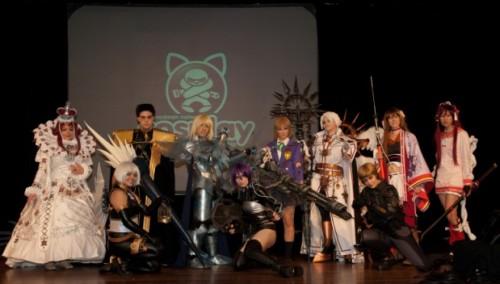 Madman National Cosplay Championship 2011 Grand Final!