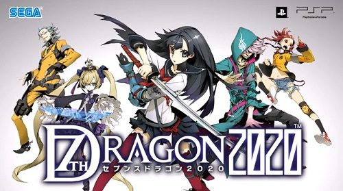 7th Dragon Series Planned To Have Five Titles
