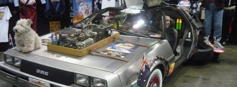 Back to the Future Delorean Replica – Interview