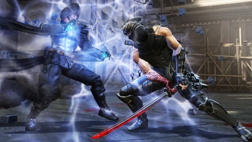 Ryu withstands the desert heat of Dubai in latest Ninja Gaiden 3 screenshots