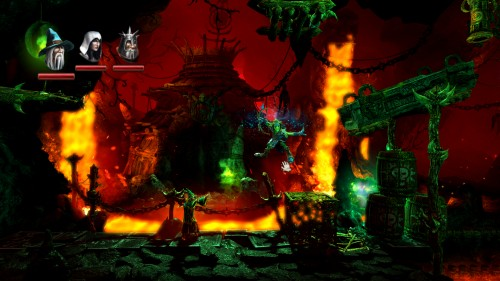 Surprise of the day – Trine 2 has more amazing screenshots
