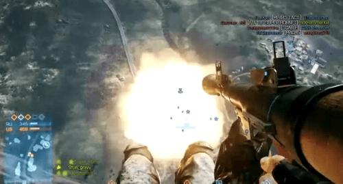 Best Battlefield Kill Ever