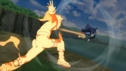 how to change character in naruto ultimate ninja storm revolution