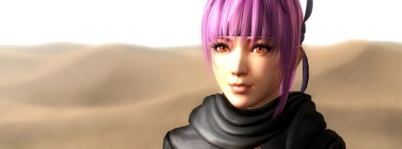 A glimpse at character customization and Ayane in Ninja Gaiden 3 screenshots