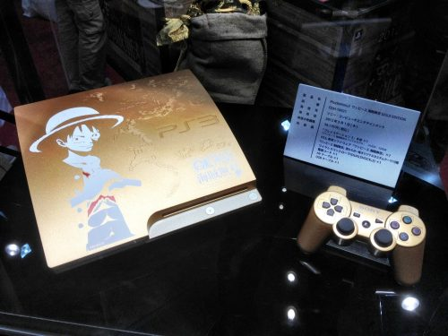 One Piece Pirate Musou Gold Edition PS3 seen at Jump Festa