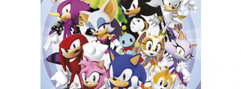 Sonic Merchandise Website Launched
