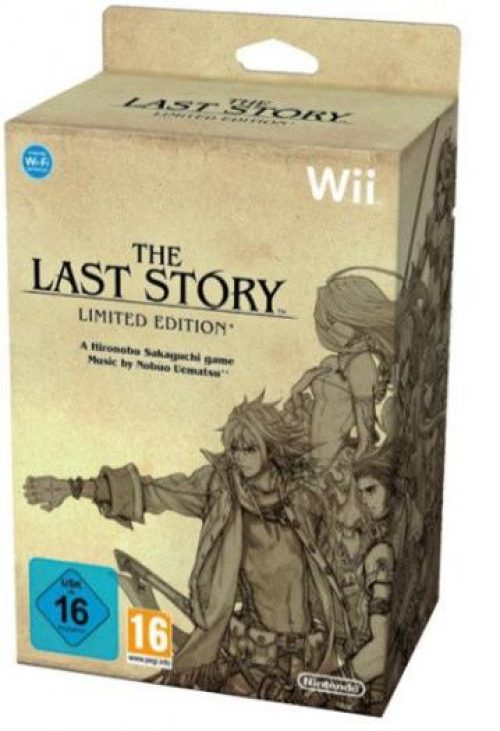 The Last Story Collector's Edition Revealed for Europe…