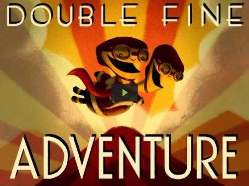 Help Fund Double Fine's Next Game
