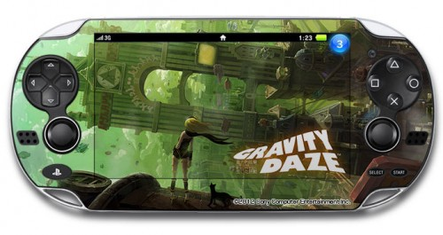 Gravity Rush Licensed Skins Available For Pre-Order