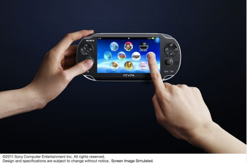 The Playstation Vita Is Now Available Worldwide