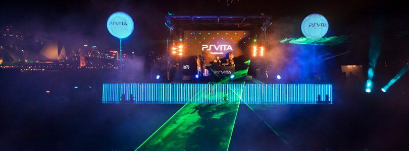 Capsule Computers At The Australian Playstation Vita Launch