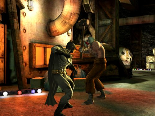 Free update now available for Arkham City Lockdown App