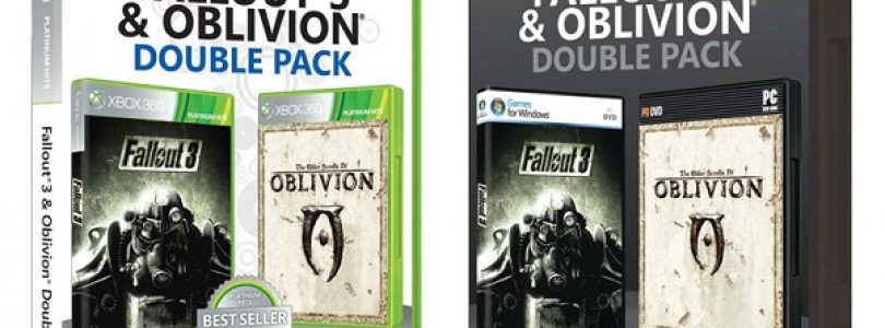 Oblivion and Fallout 3 unite to bring you double the awesome