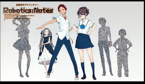 Robotics;Notes gets release date