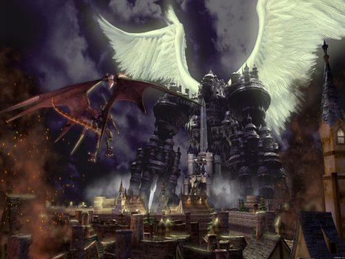 Final Fantasy: Spirits Elsewhere