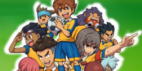 Inazuma Eleven Go 2 puts the Time Travel back in Soccer