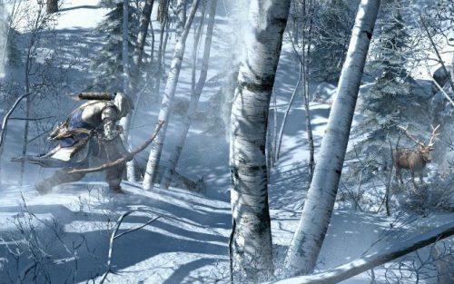 Assassin's Creed III screenshots leaked ahead of time