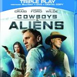 Cowboys And Aliens Bluray Review