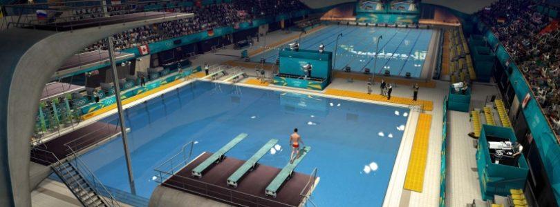 Sega let public into Olympic Aquatic Centre