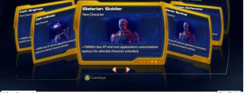 Mass Effect 3 multiplayer DLC sighted?
