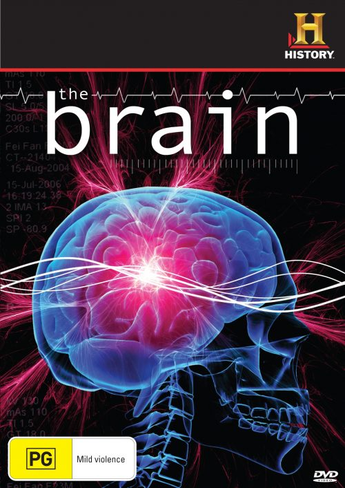 """History's Special """"The Brain"""" Coming to DVD May 2nd"""