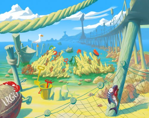 Worms Revolution and the Environmental situation
