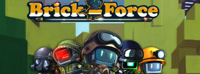 First Open Beta for Brick-Force to Be Released
