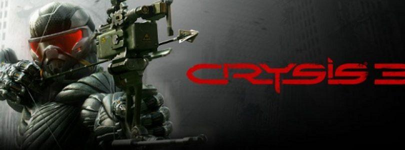 Crysis 3 revealed by Origin